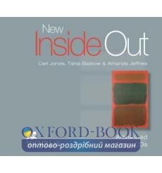 New Inside Out Advanced Class CDs ISBN 9780230009301 купить Киев Украина