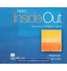 new inside out beginner class cd ISBN 9781405070560 купить Киев Украина