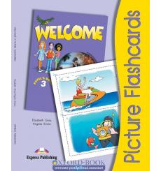 Welcome 3 Flashcards