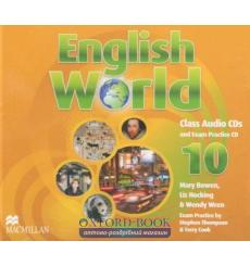 English World 10 Class Audio CD (3)