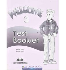 Welcome 3 Test Booklet