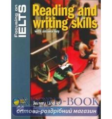 Focusing on IELTS Reading and Writing Skills with key and Audio CD 2nd Edition 9781420230208 купить Киев Украина