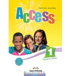 Access 1 Student`s Book with ieBook
