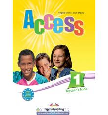 Книга для учителя Access 1 Teachers book (Interleaved) ISBN 9781846794728