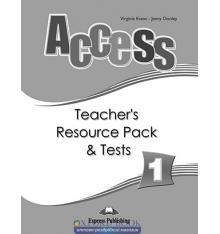 Книга Acces 1 Teachers Resource Pack & Tests ISBN 9781846794575