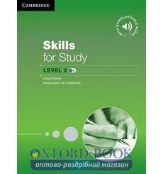 Учебник Skills for Study 2 Students Book with Downloadable Audio 9781107611290 купить Киев Украина