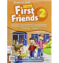 Книга First Friends 2 Teachers Resource Pack 2nd Edition 9780194432559 купить Киев Украина