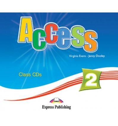 Access 2 Class CD (of 4)