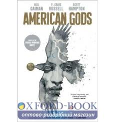 Книга American Gods: Shadows (Book 1) Neil Gaiman 9781472251367 купить Киев Украина