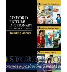 Oxford Picture Dictionary Reading Library (9 Readers Pack) 2nd Edition 9780194740395 купить Киев Украина