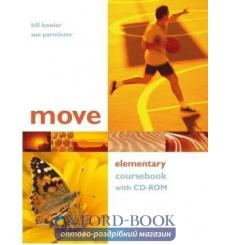 Move Elementary Coursebook with CD-ROM