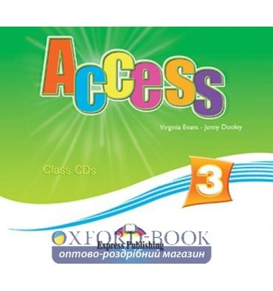 Access 3 Class CD (of 4)