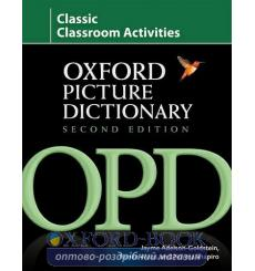 Oxford Picture Dictionary Classic Classroom Activities 2nd Edition 9780194740234 купить Киев Украина