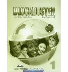 Книга для учителя Blockbuster 1 Teachers Book (with posters) ISBN 9781845580070