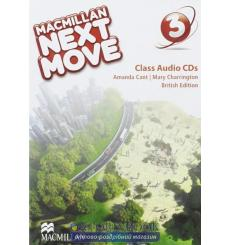 Macmillan Next Move 3 Class CDs