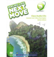 Macmillan Next Move Starter Class CDs
