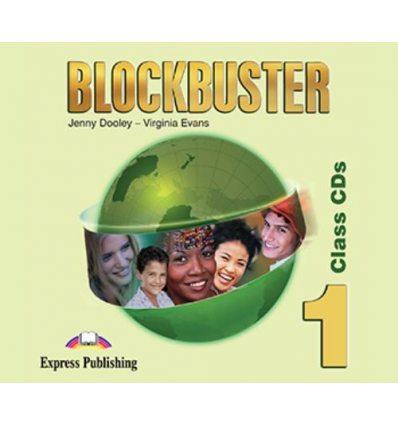 Blockbuster 1 Class CDs (set 4)