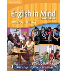 English in Mind Starter dvd 2nd Edition 9780521157797 купить Киев Украина