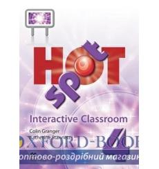 Hot Spot 4 Interactive Classroom DVD-ROM ISBN 9780230419445 купить Киев Украина