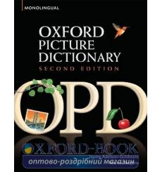 Oxford Picture Dictionary CD-ROM 2nd Edition 9780194740258 купить Киев Украина