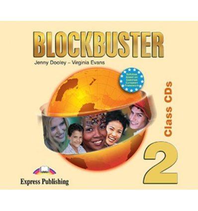 Blockbuster 2 Class CDs ( set 4 )