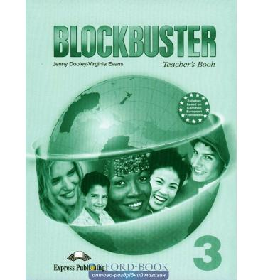 Blockbuster 3 Teacher's Book (with posters)