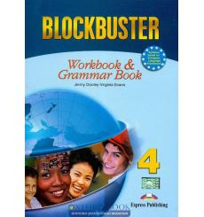 Blockbuster 4 Workbook & Grammar Book