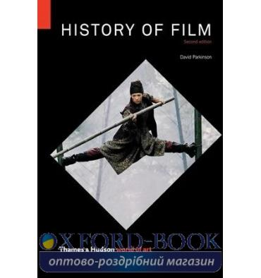 Книжка History of Film David Parkinson ISBN 9780500204108