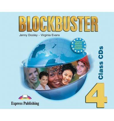Blockbuster 4 Class CDs (set 4)