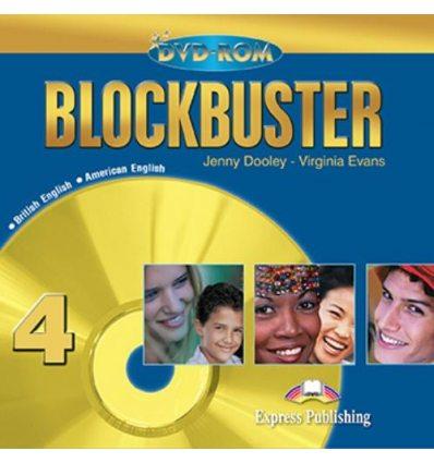 Blockbuster 4 DVD ROM