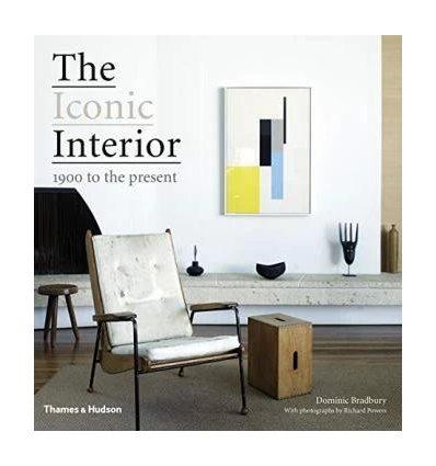 Книжка The Iconic Interior Dominic Bradbury ISBN 9780500516331