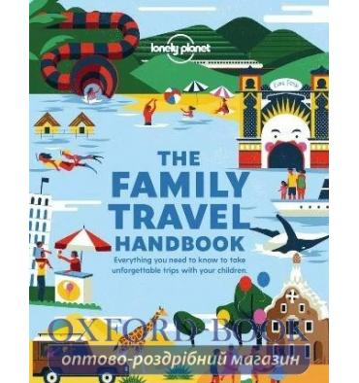 Книжка The Family Travel Handbook ISBN 9781788689151