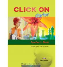 Книга для учителя Click On St teachers book ISBN 9781843256557