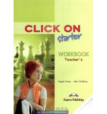 Книга для учителя Click On St teachers book workbook ISBN 9781843256564
