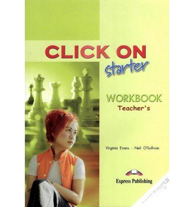 Click On Starter Workbook Teacher`s