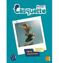 Книга Casquette 1 Сahier dactivit?s ISBN 9789953316277