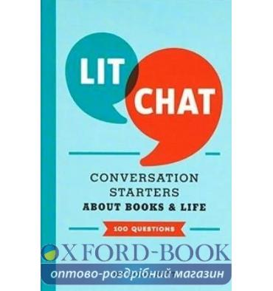 Настольная игра Lit Chat ISBN 9781419727689