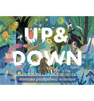 Книжка Up and Down Wenjia Tang ISBN 9789887774761