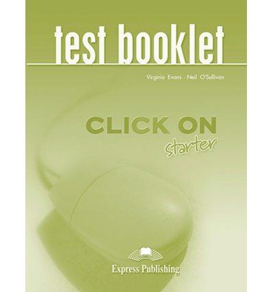 Click On Starter Test Booklet