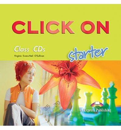 Click On Starter Class CD (Set of 2)