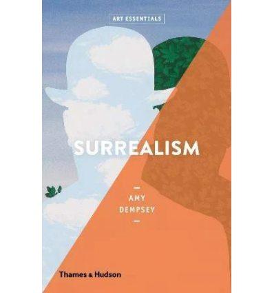 Книжка Surrealism Amy Dempsey ISBN 9780500294345