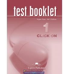 Click On 1 Test Booklet