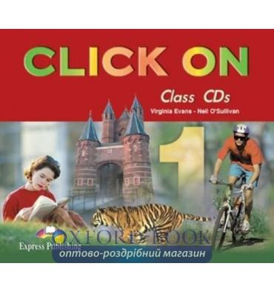 Click On 1 Class CD (set 4)