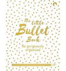 Ежедневник The Little Bullet Book David Sinden