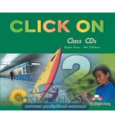 Click On 2 Class CD (Set 3)