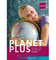 Підручник Planet Plus A1.2 Kursbuch ISBN 9783190017799