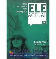 Тетрадь ELE ACTUAL b2 Cuaderno de ejercicios con CD audio 9788467549027 купить Киев Украина