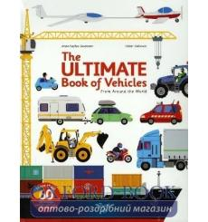 Книга с движущимися элементами The Ultimate Book of Vehicles Anne-Sophie Baumann, Didier Balicevic ISBN 9782848019420 купить ...