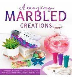 Набор для творчества Amazing Marbled Creations
