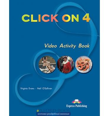 Click On 4 Video Activity Book